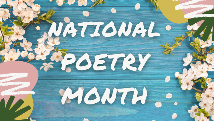 Website National Poetry Month